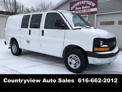 18d6b9bb57 2015 Chevrolet Express Cargo 2500