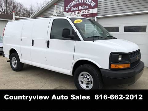 4852ef9fa4 2015 Chevrolet Express Cargo for sale in Hudsonville