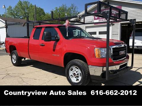2011 GMC Sierra 2500HD for sale in Hudsonville, MI