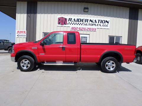 2006 Ford F-250 Super Duty for sale in Mead, NE