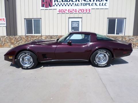 1980 Chevrolet Corvette for sale in Mead, NE