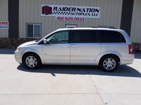 2009 Chrysler Town and Country for sale in Mead, NE