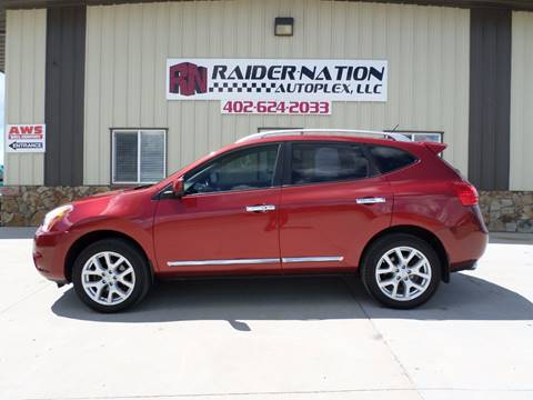 2013 Nissan Rogue for sale in Mead, NE
