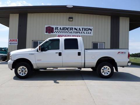 2007 Ford F-250 Super Duty for sale in Mead, NE