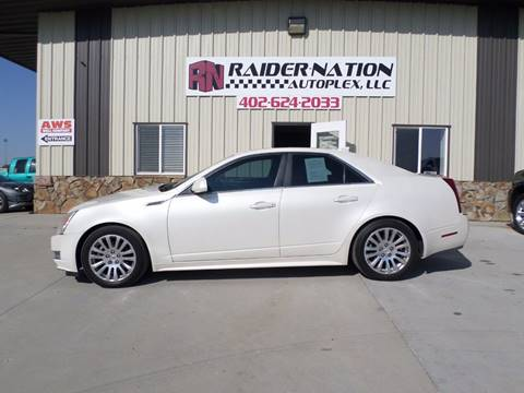 2010 Cadillac CTS for sale in Mead, NE