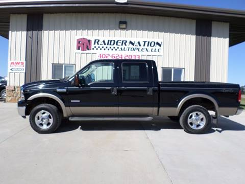 2005 Ford F-250 Super Duty for sale in Mead, NE