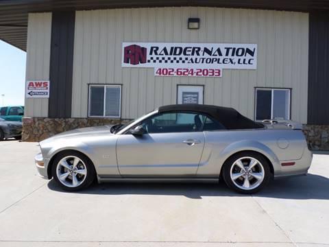 2008 Ford Mustang for sale in Mead, NE