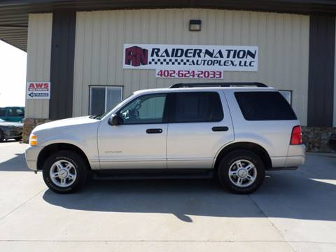 2005 Ford Explorer for sale in Mead, NE