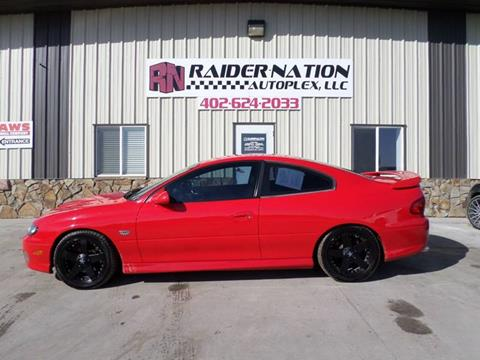 2005 Pontiac GTO for sale in Mead, NE