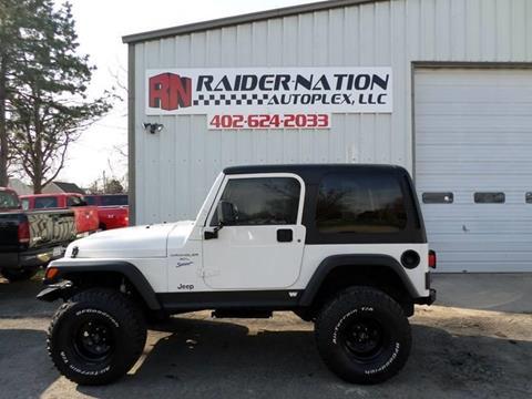1997 Jeep Wrangler for sale in Mead, NE