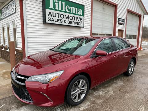 2015 Toyota Camry for sale in Byron Center, MI