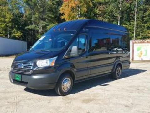 2015 Ford Transit Passenger for sale in Lisbon, ME