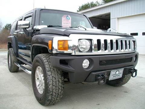 2006 HUMMER H3 for sale at Castleton Motors LLC in Castleton VT