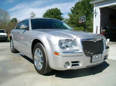 2009 Chrysler 300 for sale at Castleton Motors LLC in Castleton VT