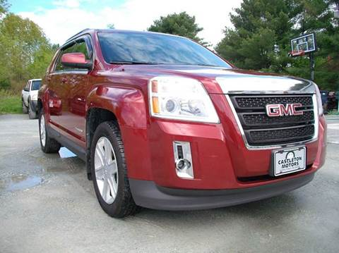 2010 GMC Terrain for sale at Castleton Motors LLC in Castleton VT