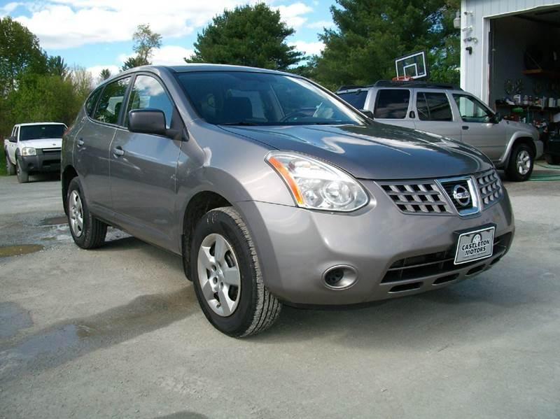 2008 Nissan Rogue for sale at Castleton Motors LLC in Castleton VT