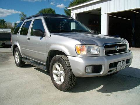 2004 Nissan Pathfinder for sale at Castleton Motors LLC in Castleton VT