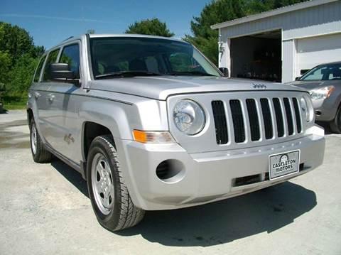2010 Jeep Patriot for sale at Castleton Motors LLC in Castleton VT