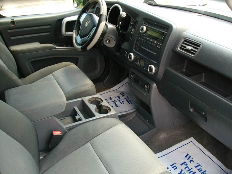 2006 Honda Ridgeline RT AWD 4dr Crew Cab - Castleton VT