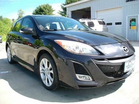 2010 Mazda MAZDA3 for sale at Castleton Motors LLC in Castleton VT