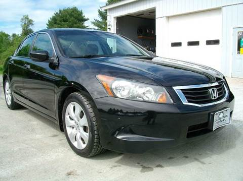 2009 Honda Accord for sale at Castleton Motors LLC in Castleton VT