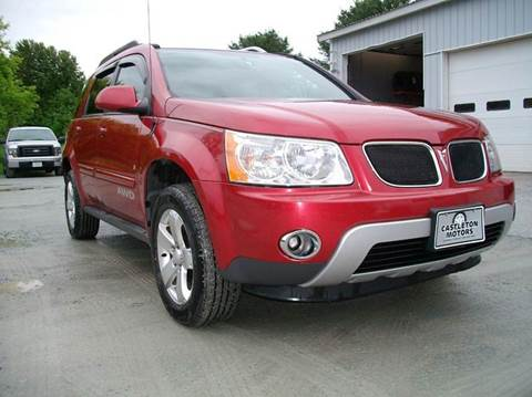 2006 Pontiac Torrent for sale at Castleton Motors LLC in Castleton VT