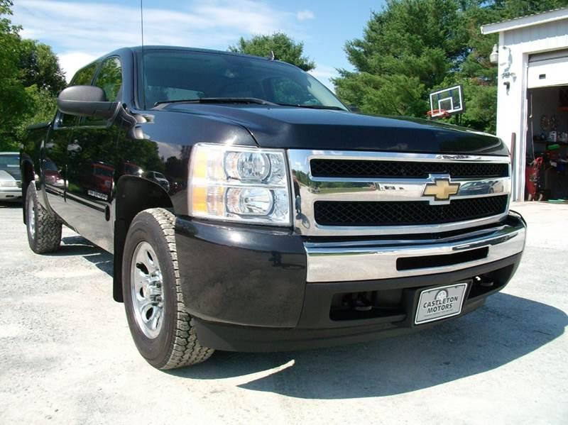 2010 Chevrolet Silverado 1500 for sale at Castleton Motors LLC in Castleton VT