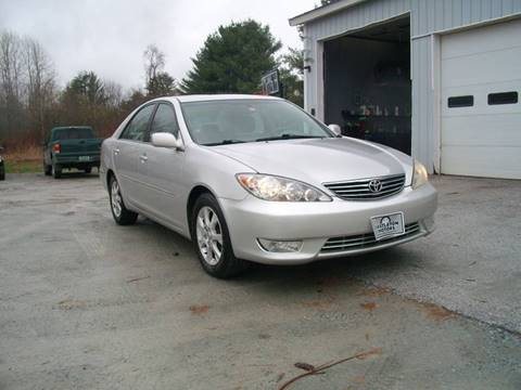 2005 Toyota Camry for sale at Castleton Motors LLC in Castleton VT