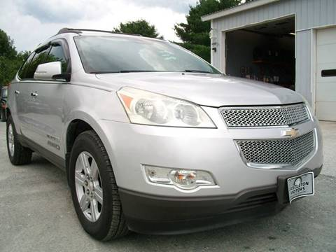 2009 Chevrolet Traverse for sale at Castleton Motors LLC in Castleton VT