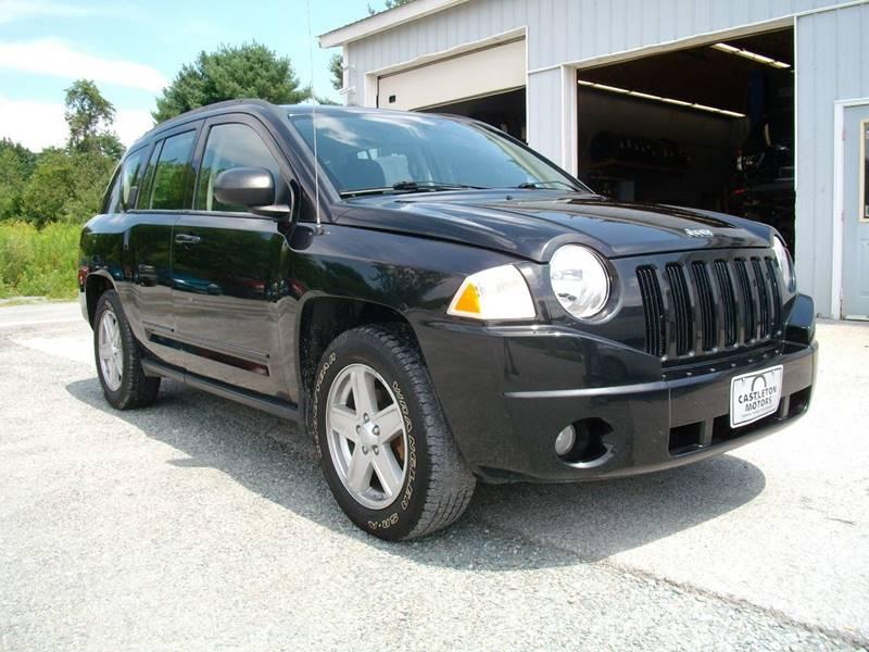 2010 Jeep Compass for sale at Castleton Motors LLC in Castleton VT