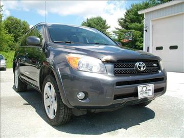 2007 Toyota RAV4 for sale at Castleton Motors LLC in Castleton VT