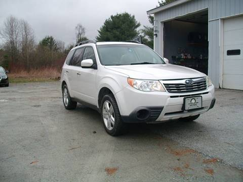 2010 Subaru Forester for sale at Castleton Motors LLC in Castleton VT