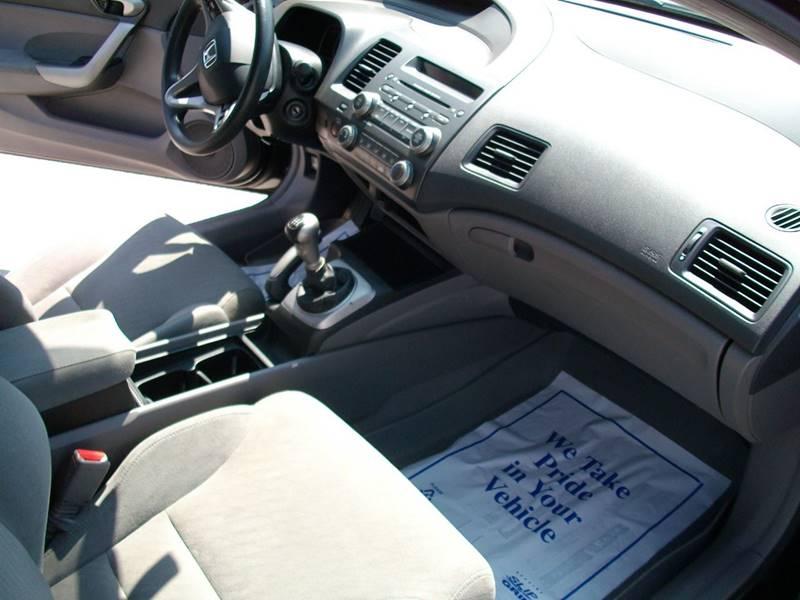 2010 Honda Civic EX 2dr Coupe 5M - Castleton VT