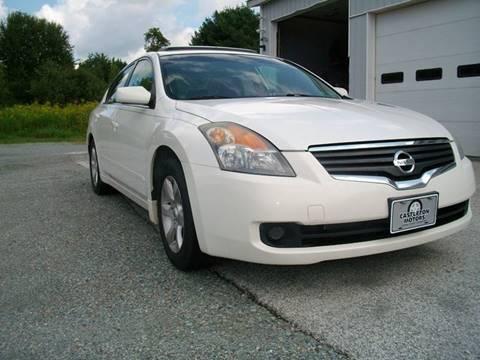 2008 Nissan Altima for sale in Castleton, VT