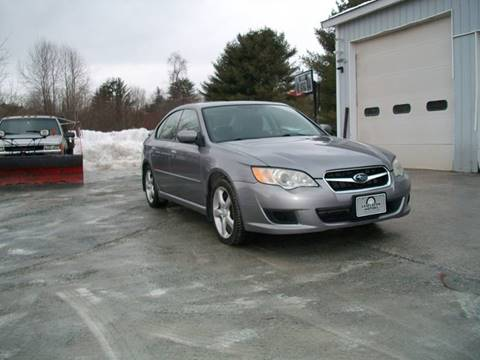 2009 Subaru Legacy for sale at Castleton Motors LLC in Castleton VT