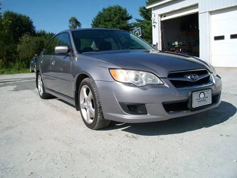 2009 Subaru Legacy for sale in Castleton, VT