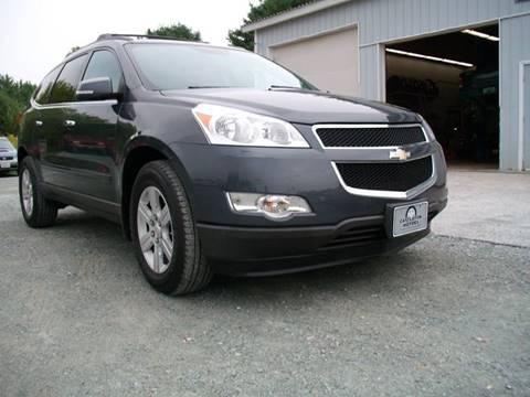 2010 Chevrolet Traverse for sale at Castleton Motors LLC in Castleton VT