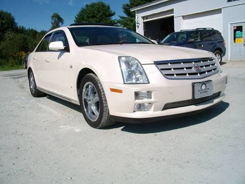 2006 Cadillac STS for sale at Castleton Motors LLC in Castleton VT