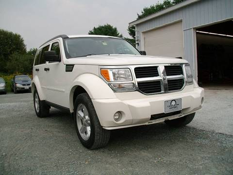 2009 Dodge Nitro for sale at Castleton Motors LLC in Castleton VT