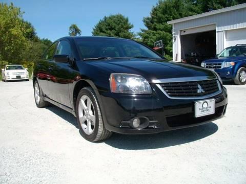 2009 Mitsubishi Galant for sale at Castleton Motors LLC in Castleton VT