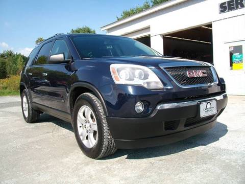 2009 GMC Acadia for sale at Castleton Motors LLC in Castleton VT