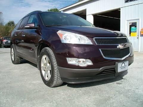 2009 Chevrolet Traverse for sale in Castleton, VT