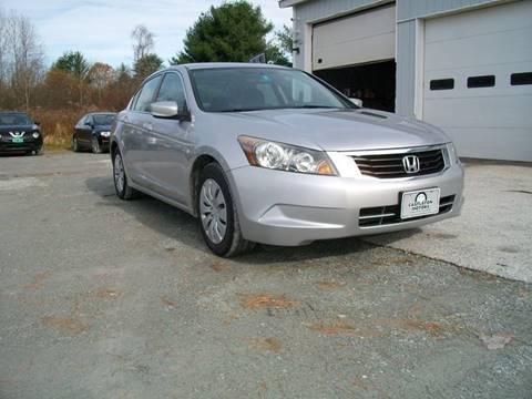 2010 Honda Accord for sale at Castleton Motors LLC in Castleton VT