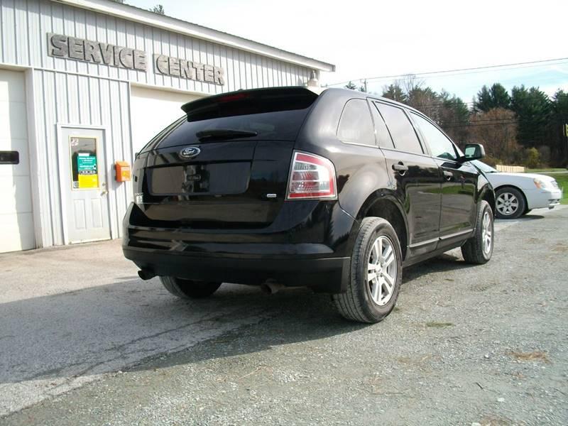 2007 Ford Edge AWD SE 4dr Crossover - Castleton VT