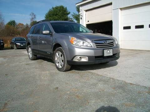 2011 Subaru Outback for sale at Castleton Motors LLC in Castleton VT
