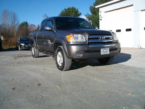 2004 Toyota Tundra for sale at Castleton Motors LLC in Castleton VT