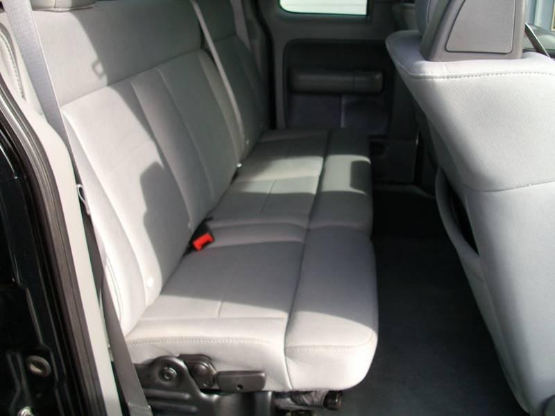 2008 Ford F-150 4x4 XLT 4dr SuperCab Styleside 6.5 ft. SB - Castleton VT