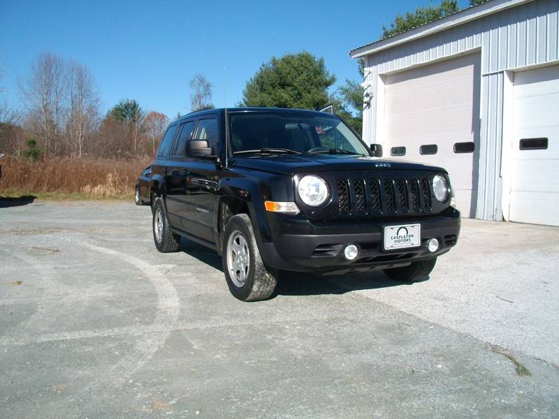 2012 Jeep Patriot for sale at Castleton Motors LLC in Castleton VT