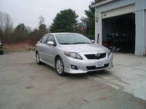 2010 Toyota Corolla for sale at Castleton Motors LLC in Castleton VT