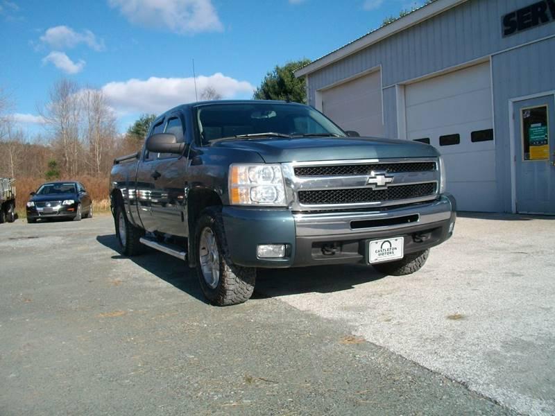 2011 Chevrolet Silverado 1500 for sale at Castleton Motors LLC in Castleton VT